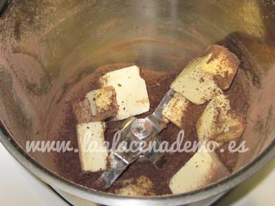 Paso 4: añadir la mantequilla