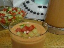 Gazpacho Thermomix – Gazpacho Andaluz