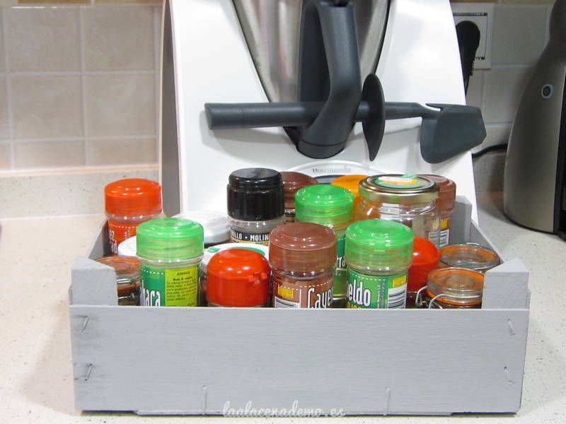 5 ideas para organizar armarios y cocina la alacena de mo for Organizar armarios cocina