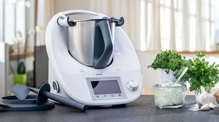 Solucionar errores thermomix TM5