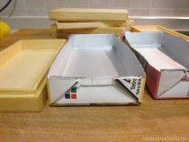 Cómo hacer caja para turrones