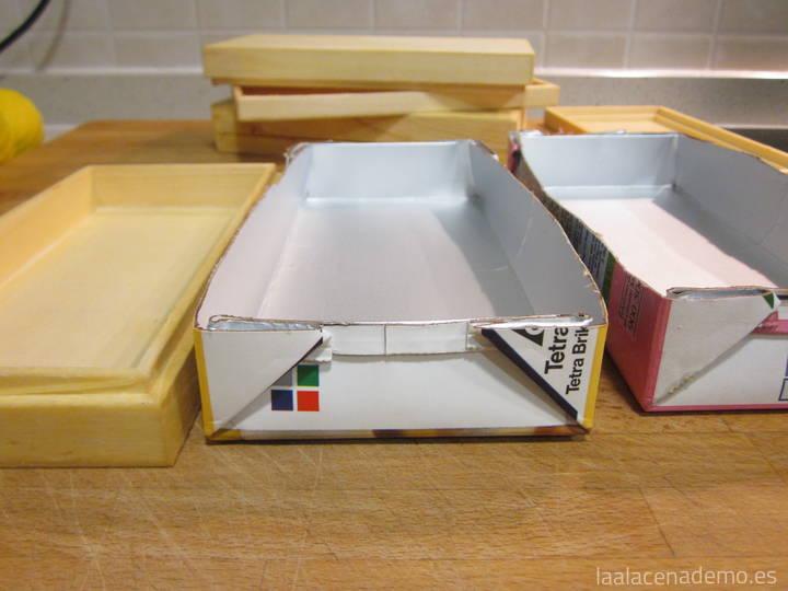 Cómo hacer cajas para turrones