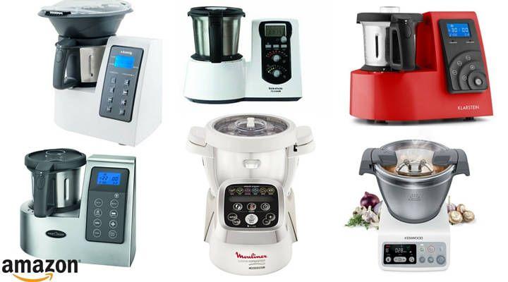 Imitaciones Thermomix y robots de cocina