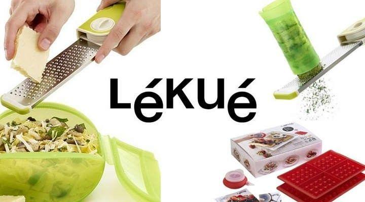 Básicos e imprescindibles en la cocina de Lékué - La Alacena de MO