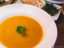 Crema de zanahorias y quesitos Thermomix