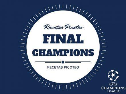 Recetas picoteo: Final Champions League