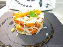 Ensalada de arroz Thermomix