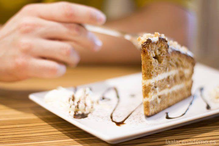 Carrot Cake Thermomix - Bizcocho de Zanahoria