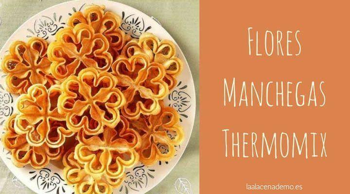 Flores fritas manchegas con Thermomix