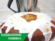 Cómo hacer glaseado para bizcochos en Thermomix