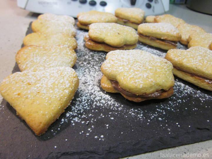 Galletas Para Decorar Con Termomix Sin Gluten