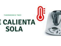 Thermomix TM31 se calienta sola