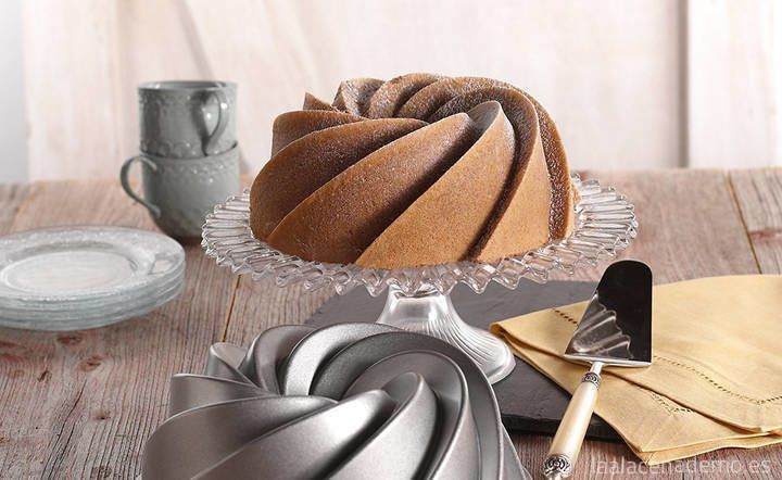 Bundt Cake con Thermomix