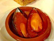 Mejillones en salsa picante Thermomix