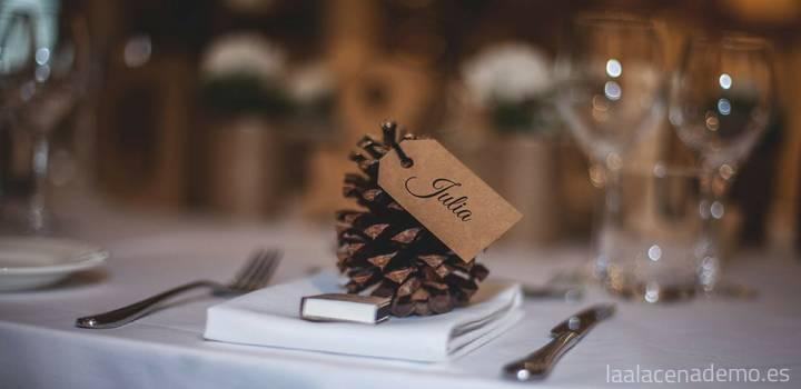 Personaliza el sitio de cada invitado con su nombre