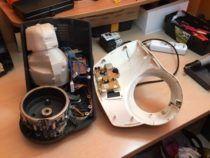 Cómo desmontar Thermomix TM21