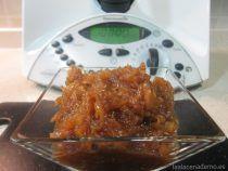 Cebolla Caramelizada con Thermomix