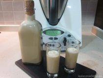Crema de licor de café con Thermomix