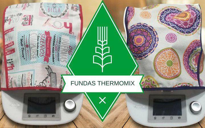 Fundas protectoras thermomix