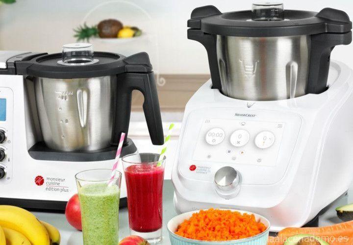 Robot de cocina de Lidl: Monsieur Cuisine Connect